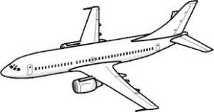 How to draw an airplane easy step by step for beginners ...